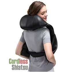 12 nodes Shiatsu Massager with Extra Long Straps