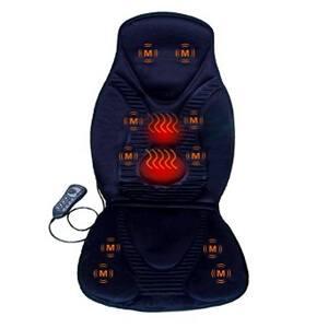 New Five Star FS8812 10-Motor Vibration Massage Seat Cushion