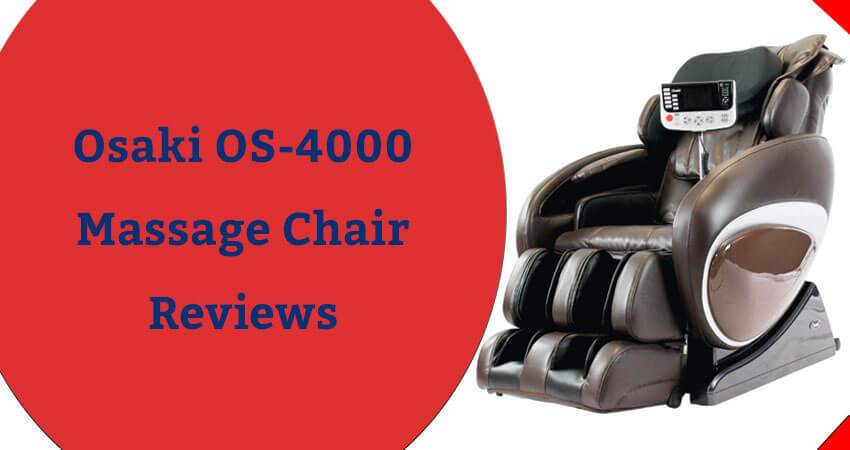 Osaki OS-4000 Massage Chair Reviews