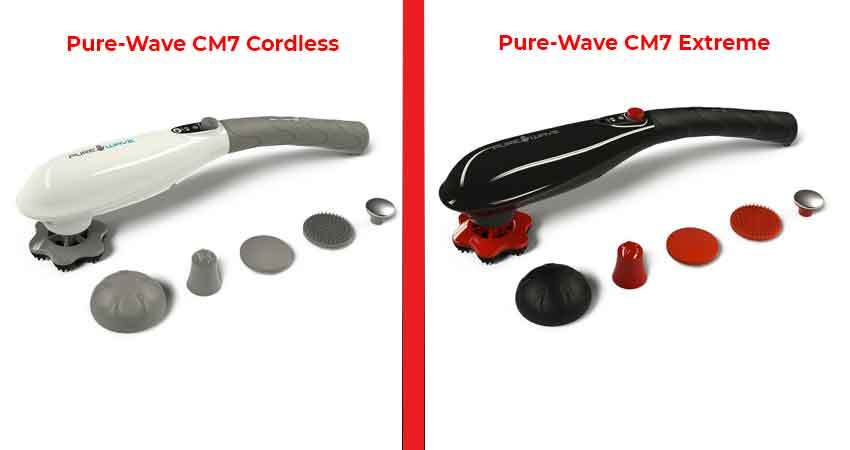 Pure Wave cm7 Massager Reviews