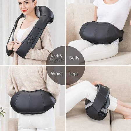 Snailax-Shiatsu-&-Percussion-Neck-and-Shoulder-Massager