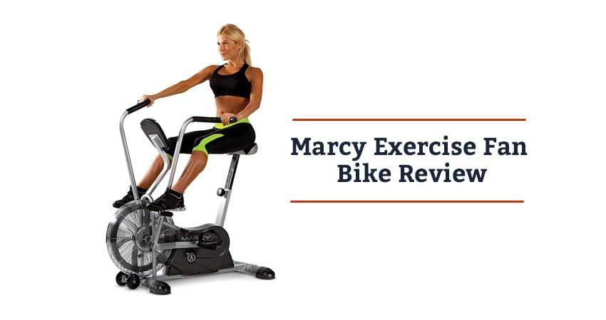 Marcy Exercise Fan Bike Review