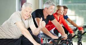 Older People Can Benefit From Using a Recumbent Bike