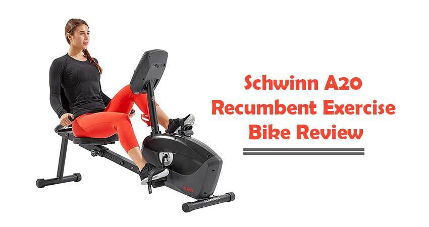 Schwinn A20 Recumbent Exercise Bike Review