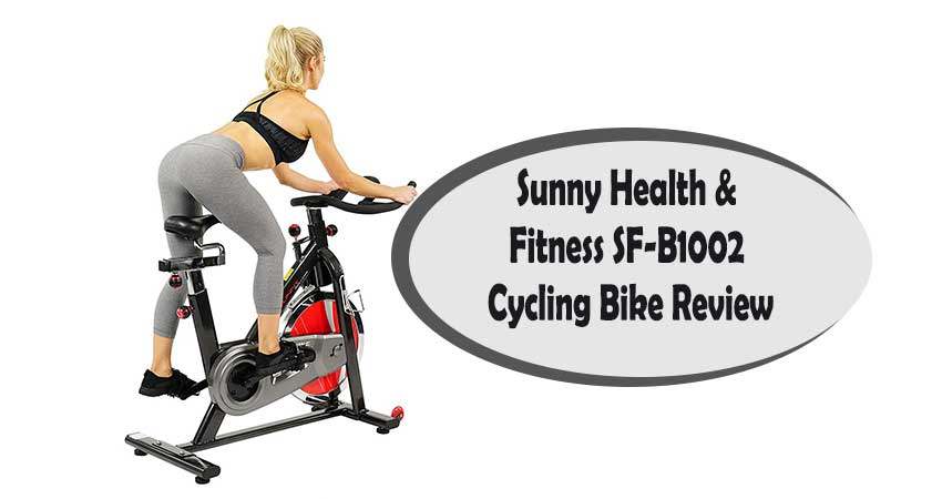 Sunny Health & Fitness SF-B1002 Cycling Bike Review