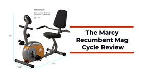 Marcy Recumbent Mag Cycle Review