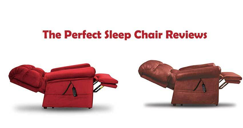 The Perfect Sleep Chair Reviews For 2019 With Guide