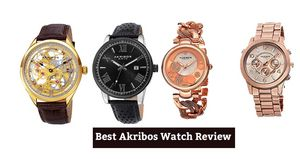 Best Akribos Watch Review