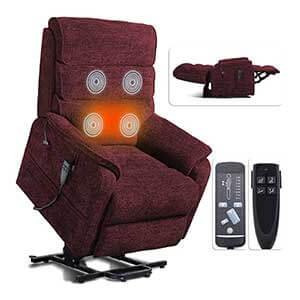 Irene House 9188 Dual OKIN Motor Lift Chair