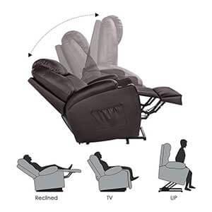 U-MAX Lift Recliner Power Lift Chair